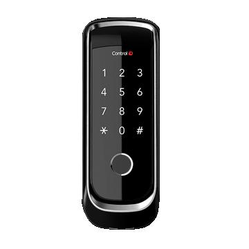 Controle de Acesso Fechadura Digital Biométrica Control iD IDLOCK BIO