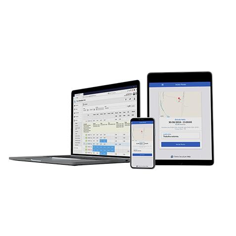 Software para Controle de Ponto SECULLUM WEB
